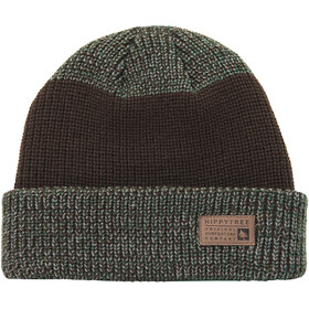 Hippy Tree Continental Gorro Hombre, brown